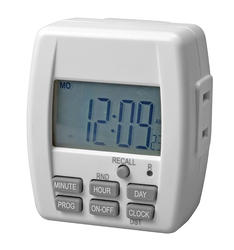 Smart Electrician Indoor 7-Day Digital Timer