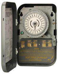 Indoor Time Switch 208-277 Volt, 40 Amp DPST