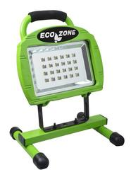 High Intensity 24-LED Rechargeable Portable Worklight, Green