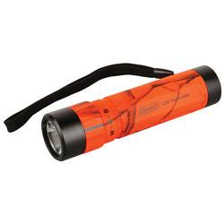 Orange Camo Flashlight