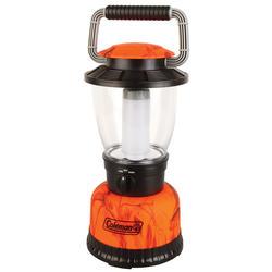 Orange Camo LED Lantern
