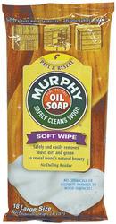 Murphy Oil Soap Wipe - 18 ct.