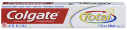 Colgate Total Clean Mint Toothpaste - 1.9 oz