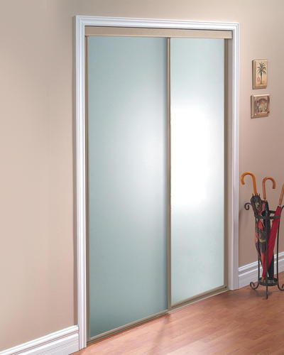 96 sliding glass door contractors wardrobe 96 in x 96 in for Sliding glass doors 80 x 96