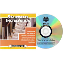 Colonial Elegance® Stairparts Installation DVD