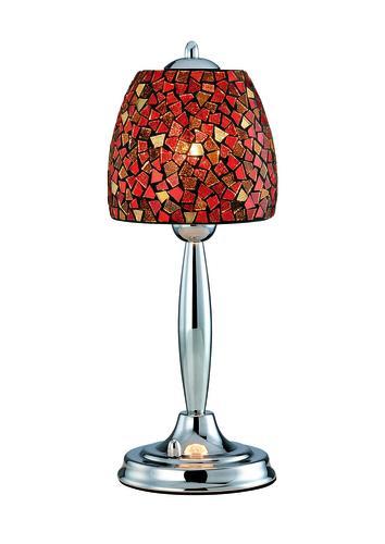 Photon 1 Light 19 Steel Incandescent Table Lamp At MenardsR