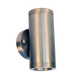 Best Quality Lighting 2-Light Low Voltage Stainless Steel Halogen Area Light