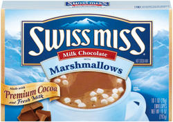 Swiss Miss Milk Chocolate Hot Cocoa Mix with Marshmallows - 10-pk