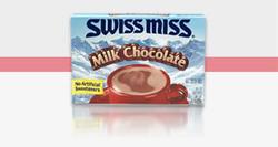 Swiss Miss Sugar Free Milk Chocolate Hot Cocoa Mix