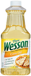 Wesson Corn Oil - 48 oz