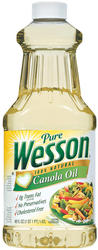 Wesson Canola Oil - 48 oz