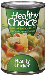 Healthy Choice Hearty Chicken Soup - 15 oz