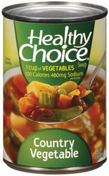 Healthy Choice Country Vegetable Soup - 15 oz