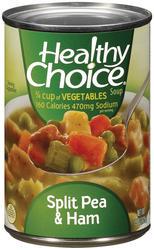 Healthy Choice Split Pea & Ham Soup - 15 oz