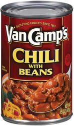 Van Camp's Chili with Beans - 15 oz