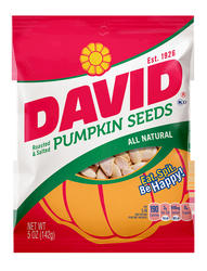 DAVID Pumpkin Seeds - 5 oz