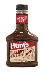 Hunt's Honey Hickory Barbecue Sauce - 18 oz