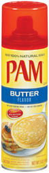 PAM Butter Flavor Cooking Spray - 5 oz