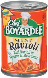 Chef Boyardee Mini Ravioli - 15 oz