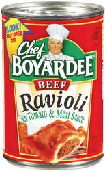 Chef Boyardee Beef Ravioli - 15 oz