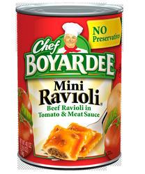 Chef Boyardee Mini Ravioli - 40 oz