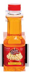 Orville Redenbacher's Butter Popcorn Oil - 16 oz