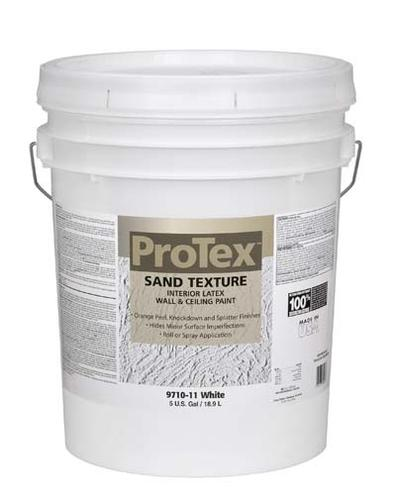 protex white sand texture interior latex wall ceiling. Black Bedroom Furniture Sets. Home Design Ideas