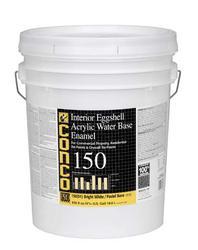 Conco 150 Eggshell Water-Based Interior Acrylic Enamel - 5 gal.