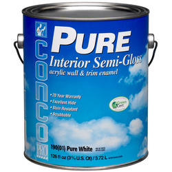 Conco PURE Semi-Gloss Interior Acrylic Wall & Trim Enamel - 1 gal.