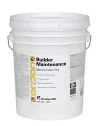 Conco Builder Maintenance Flat Antique White Water-Based Interior Latex Wall Paint - 5 gal.