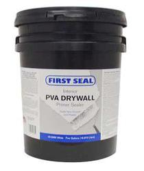 First Seal White Interior PVA Drywall Primer Sealer - 5 gal.