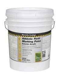 Conco Bright White Athletic Field Marking Paint - 5 gal.