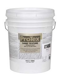 ProTex White Sand Texture Interior Latex Wall & Ceiling Paint - 5 gal.