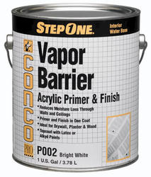 Conco P002 Interior Latex Vapor Barrier Primer and Finish - 1 gal.