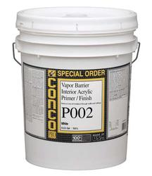 Conco P002 Interior Latex Vapor Barrier Primer and Finish - 5 gal.
