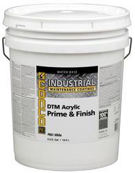 Conco Industrial Interior/Exterior DTM Acrylic Prime & Finish - 5 gal.