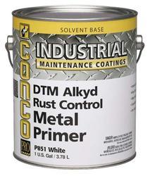 Conco Industrial Interior/Exterior DTM Alkyd Rust Control Metal Primer - 1 gal.