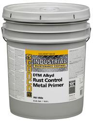 Conco Industrial Interior/Exterior DTM Alkyd Rust Control Metal Primer - 5 gal.