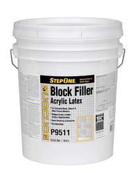 Conco Heavy-Duty Interior/Exterior Acrylic Latex Block Filler - 5 gal.
