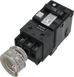 Siemens Type QF 2-Pole 30-Amp GFCI Circuit Breaker