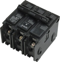 Siemens Type QP 3-Pole 50-Amp Circuit Breaker