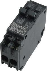 Siemens Class CTL Twin 15-Amp/15-Amp Type QT Duplex Circuit Breaker