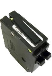 "Interchangeable Twin 1-Pole 15-Amp/20-Amp Clamshell Packaged 1"" Circuit Breaker"
