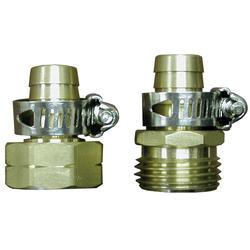 "Yardworks® Heavy-Duty 5/8"" Hose Coupling Repair Kit"