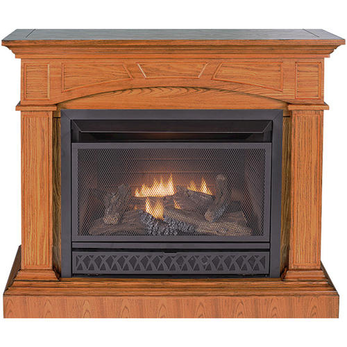 26 000 Btu Vent Free Intermediate Fireplace At Menards