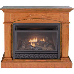 26,000 BTU Vent-Free Intermediate Fireplace
