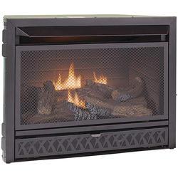 26,000 BTU Vent-Free Fireplace Insert-Dual Fuel