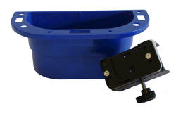 Kennel-Gear® Supply Caddy with Small Table Mount