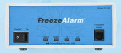 Deluxe FreezeAlarm- Temperature/Power Monitoring with Preheat Feature