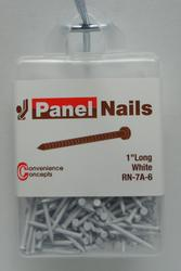 Convenience Concepts White Panel Nail